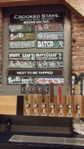 On Tap at Crooked Stave