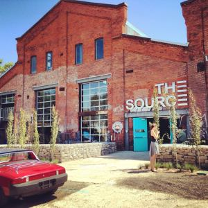 The Source, home of Crooked Stave